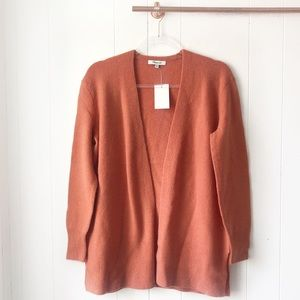 Madewell Sweaters - NWT Madewell Long Cozy Walker Cardigan